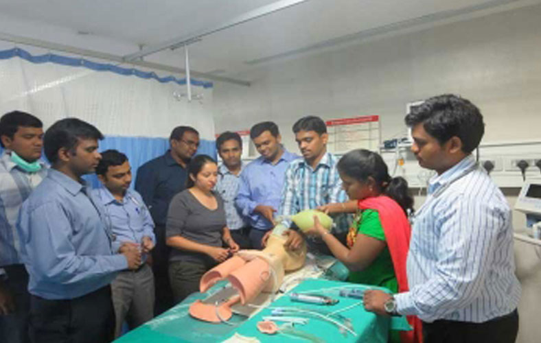 Airway workshop by Dr.Swetha